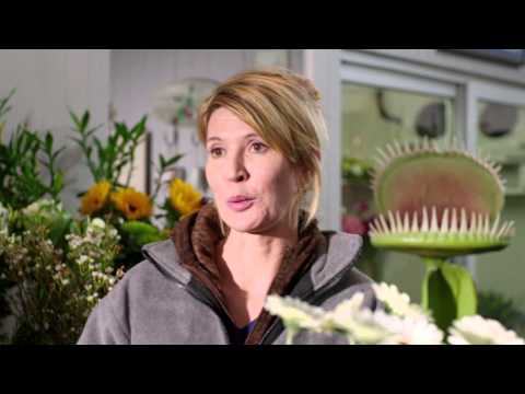 Flower Shop  (Julia Davis)