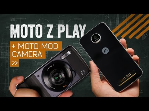 Review: Moto Z Play + Hasselblad Moto Mod