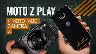 Review: Moto Z Play + Hasselblad Moto Mod(Whatever your thoughts on the Moto Z and its line of Moto Mods, it's an interesting take on the smartphone – and Lenovo just made things even more interesting ..., 2016-08-31T18:31:06.000Z)