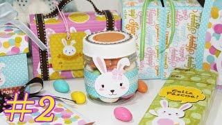 Ideias Baratinhas para a Pascoa 2 – Segredos de Aline