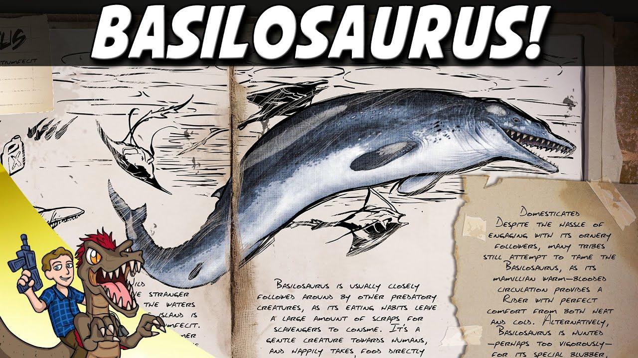Basilosaurus facts to write about
