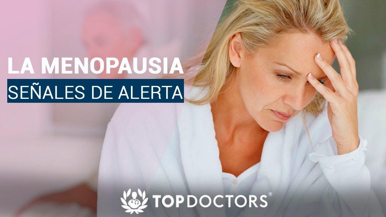 Síntomas de la menopausia: Conoce todos los detalles