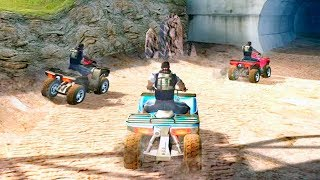 Bike Racing Games - ATV Quad Bike Racing Mania - Gameplay Android & iOS free games