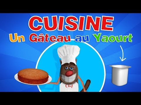 foufou---cuisiner-un-gâteau-au-yaourt-pour-les-enfants-(learn-to-cook-a-yoghurt-cake-for-kids)-4k
