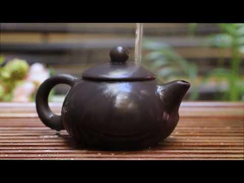 Gong Fu Tea Ceremony. Ceremonia Del Té En China.