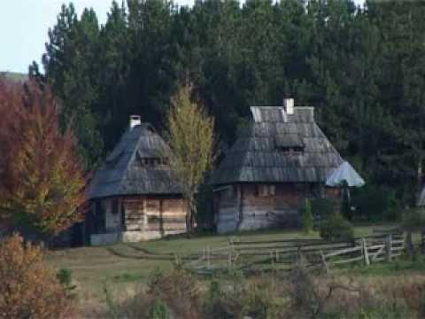 """Muzej na otvorenom""""Staro selo"""", Sirogojno"""