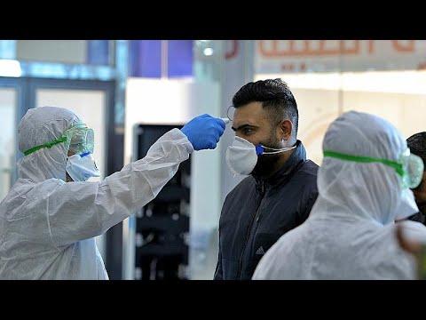 أول حالة وفاة بسبب فيروس كوفيد-19 (كورونا) في أوروبا وتراجع لعدد الإصابات في الصين…  - نشر قبل 4 ساعة