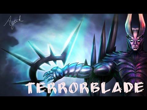 видео: Гайд на Террорблейда Дота 2. guide terrorblade dota 2.