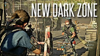 SURVIVING THE NEW DARK ZONE - The Division 2 First Gameplay (4K)