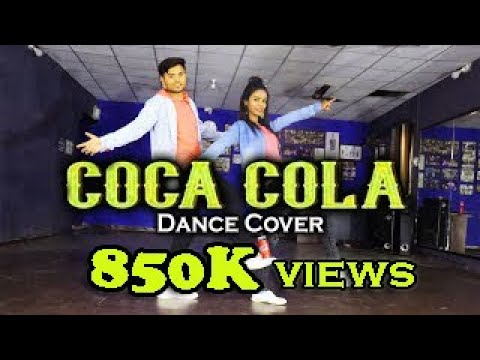 Luka Chuppi : Coca Cola Song   Neha Kakkar   Tony Kakkar   Dance Cover   Shashank Suryavanshi Dance