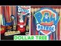 Dollar Tree Diy   Paw Patrol Birthday Party Ideas Diy