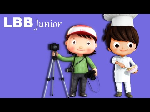 Dress Up Game Song | Original Songs | By LBB Junior