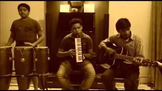 Hai Apna Dil To Aawara - Guitar Harmonica Congo cover