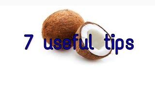 kitchen tips/Coconut tips/ 7 useful Kitchen tips/ kitchen tips Malayalam