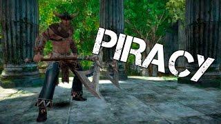 Granado Espada - Piracy Stance