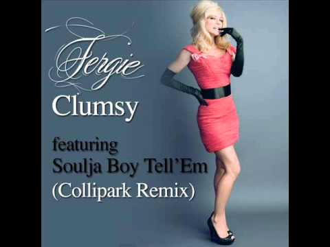 Fergie - Clumsy (Featuring Soulja Boy Tell 'Em) (Collipark Remix)