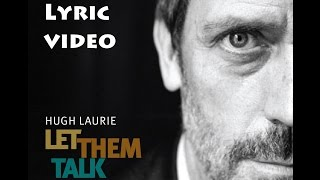 Hugh Laurie - Battle of Jericho (Lyrics)