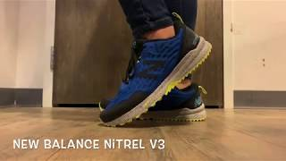 Want a SNEAKER YOU Can do ANYTHING in, Try the New Balance Nitrel V3