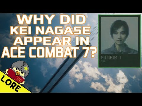 Ace Combat Lore | Why did Nagase appear in Ace Combat 7? Who is she?