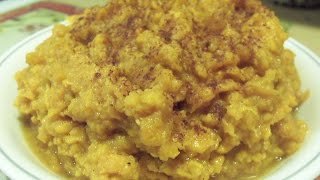 Cooking With Kenshin1913: Mashed Sweet Potatoes