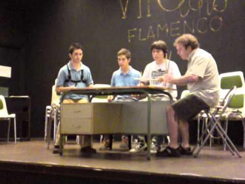 Música para una mesa - Audición Fuente de Cantos (Junio 2011)