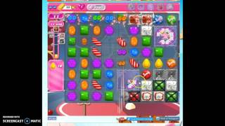 Candy Crush Level 1103 help w/audio tips, hints, tricks