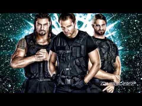 2017 WWE  The Shield Theme Song