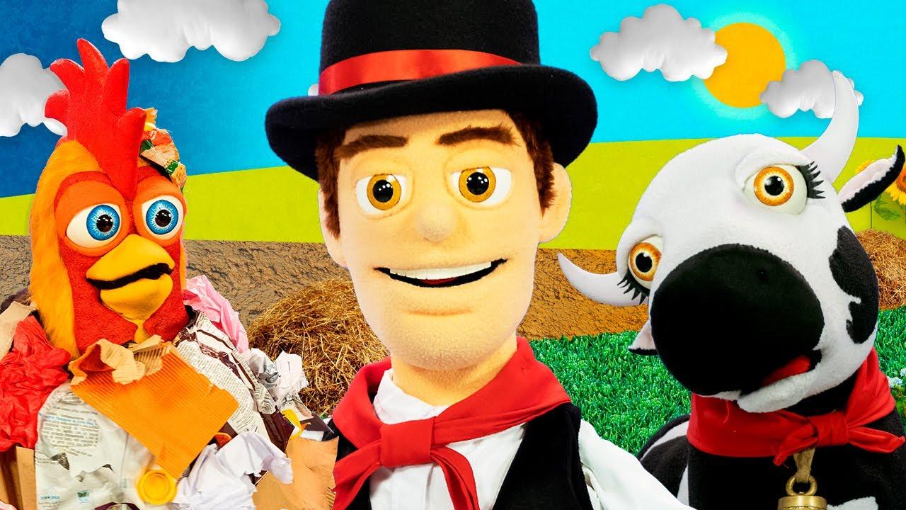¡Las Mejores Aventuras de Las Marionetas de La Granja! | La Granja de Zenón