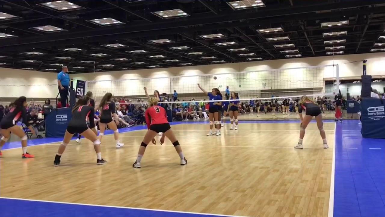 Haden Bones's Women's Volleyball Recruiting Profile