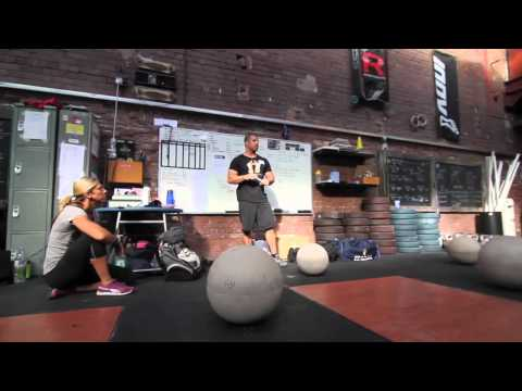 CrossFit - Coaching Points for Lifting Stones: Part 1