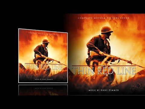 The Thin Red Line 1998 -  Expanded soundtrack Hans Zimmer