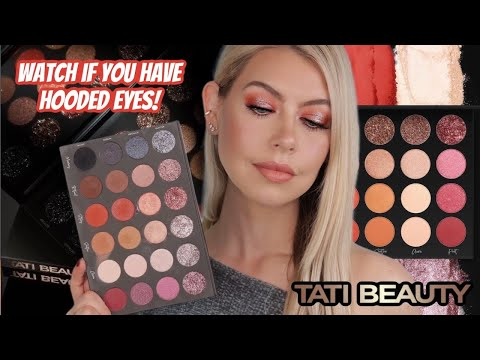 TATI BEAUTY...WHAT YOU NEED TO KNOW IF YOU HAVE HOODED EYES | BrittanyNichole thumbnail
