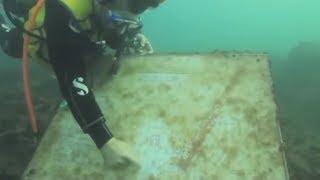 Самые Жуткие Вещи, Найденные под Водой