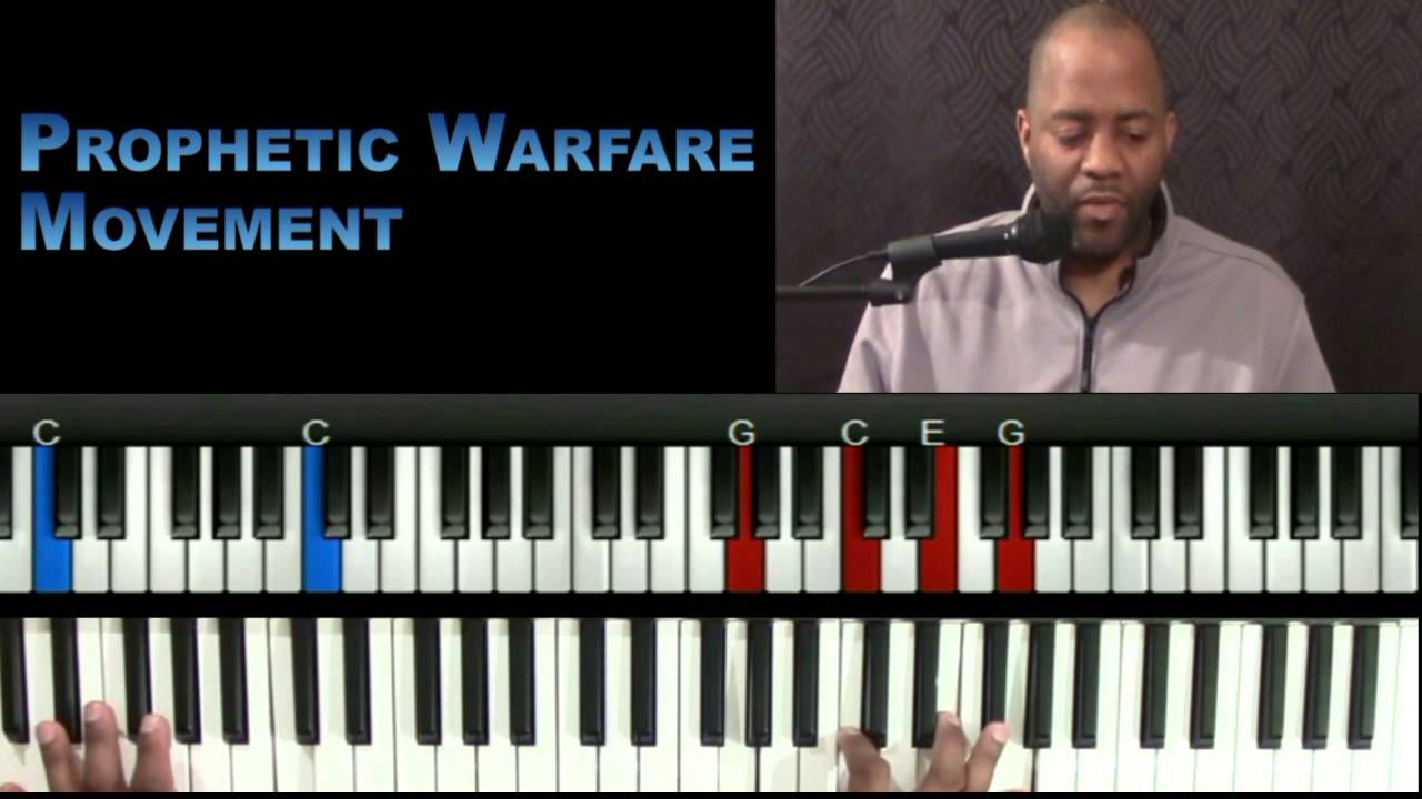 Prophetic warfare chords learn to play gospel musicgospel prophetic warfare chords learn to play gospel musicgospel chord progressions youtube hexwebz Gallery