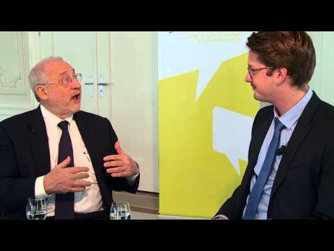 Interview with Prof. Joseph Stiglitz (long version)