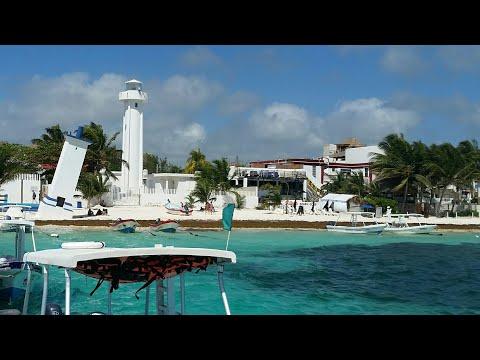 Our Isla/Puerto Morelos trip