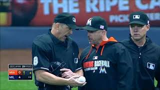 MLB 2014 September Ejections