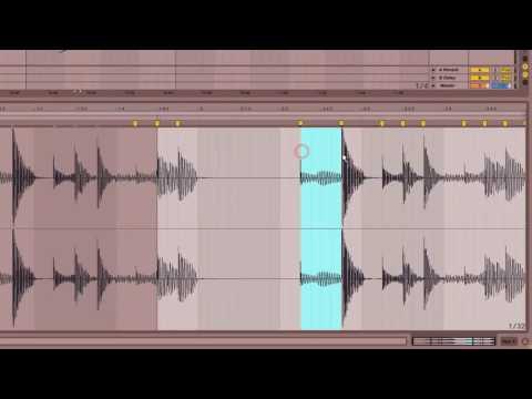 14 - Ableton Live Desde 0 -  Trocear Audio a MIDI