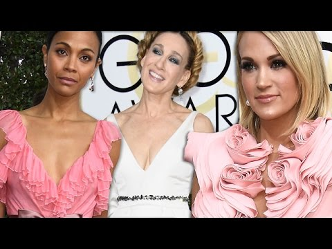 Thumbnail: Golden Globe 2017 Fashion: Best & Worst Dressed!
