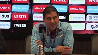 Trabzonspor 4 - 1 Gaziantep FK | Ünal Karaman: