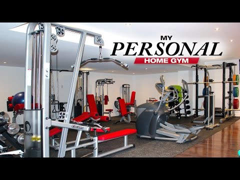 $60K PERSONAL HOME GYM (take a tour!)