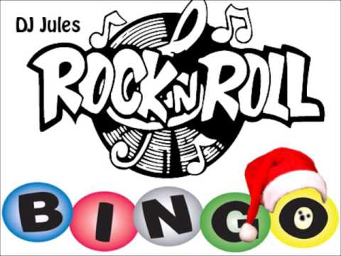 Rock 'N' Roll Bingo music quiz.