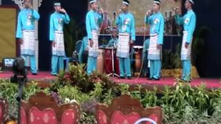SBPI Kubang Pasu Johan Festival Nasyid KPM Kedah 2012