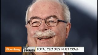 Total SA CEO de Margerie Dies in Jet Crash in Moscow
