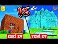 ZENGİN VS FAKİR HAYATI #64 - FAKİR'İN YENİ EVİ (Minecraft) mp3 indir