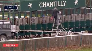 Vidéo de la course PMU PRIX DE LA QUEUE DU RENARD