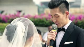 Singapore Wedding Videography - Jared & Cheryl