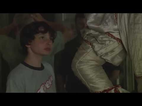 Bill Skarsgard (IT) Scares Finn Wolfhard