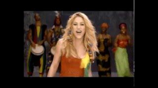Jai ho song by Shakira..