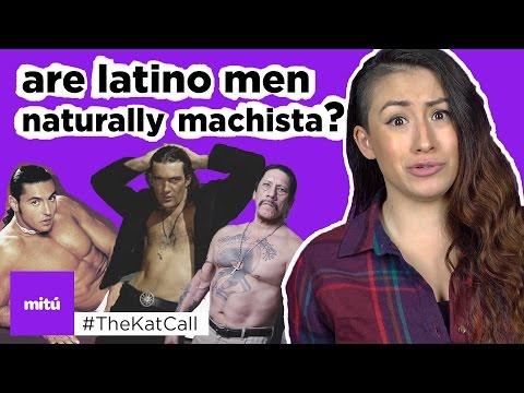 Are Latino Men Naturally Machista? | #TheKatCall | Mitú